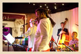 Cafecito - Live Latin Band performing music suitable for Wedding Reception Music, Dancing, Anniversary Parties and Corporate Event Entertainment