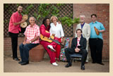 Group foto of Cafecito - Live Latin Band suitable for Wedding Reception Music, Parties, Dancing and Corporate Event Entertainment